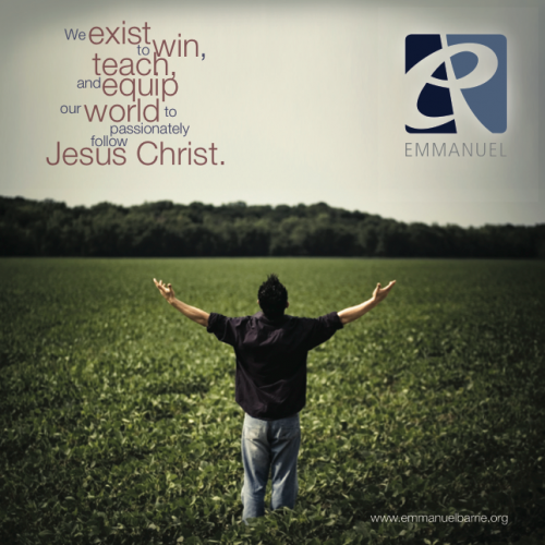 Emmanuel Brochure Cover