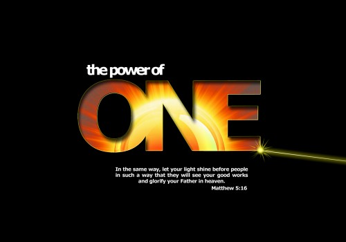 powerof-one