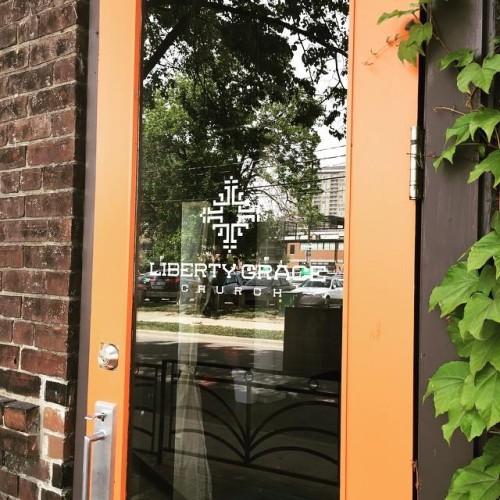 LG door
