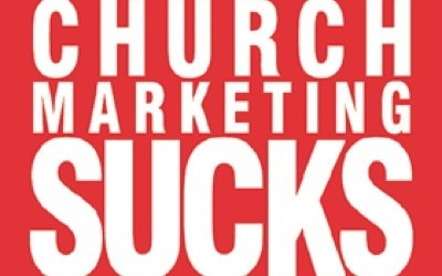 CHURCH MARKETING SUCKS