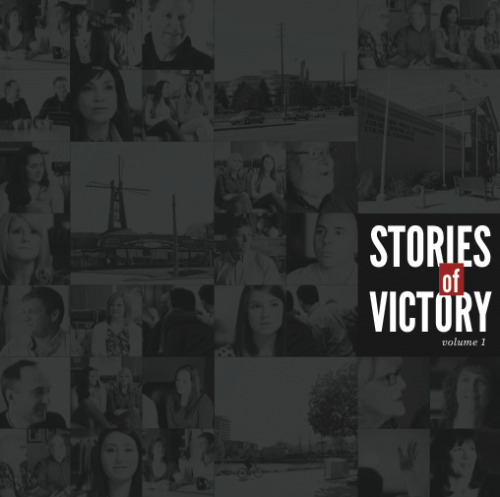 Stories of Victory DVD cover