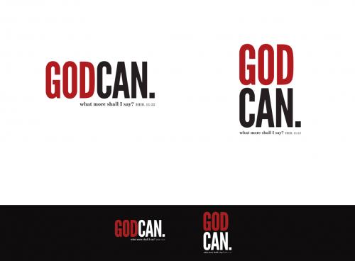 God Can Logo