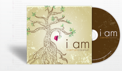 I Am CD Design