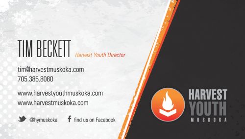 HY Business Card