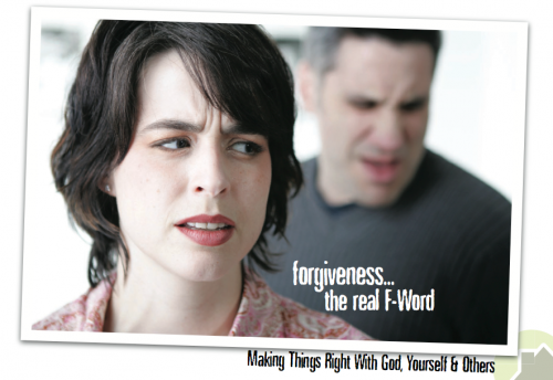 f-word Series flyer front