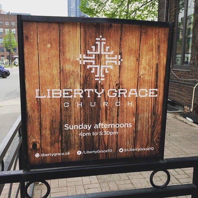 Liberty Grace, Toronto